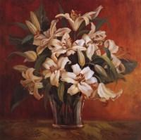 """Tropic Beauty I by Jillian Jeffrey - 27"""" x 27"""" - $21.99"""