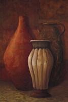 Exotic Vessels I Fine Art Print