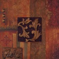 "Cinnabar I - CS by Jillian Jeffrey - 27"" x 27"""