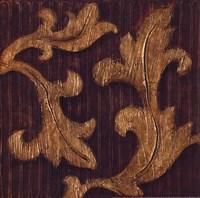 Gold Acanthus I Fine Art Print