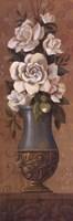 Courtly Roses II Fine Art Print