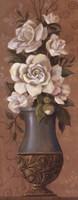 """Courtly Roses II - mini by Jillian Jeffrey - 8"""" x 20"""""""