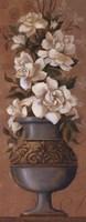 """Courtly Roses III - mini by Jillian Jeffrey - 8"""" x 20"""""""