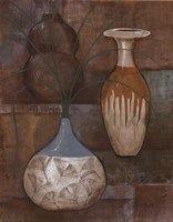 "Persian Pot I by John Kime - 22"" x 28"""
