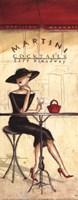 """Cocktails - Petite by Andrea Laliberte - 4"""" x 10"""""""