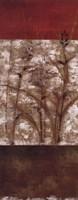 """Fresco II - mini - CS by Loretta Linza - 8"""" x 20"""""""