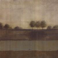 "Silent Journey I - CS by Cheryl Martin - 16"" x 16"""