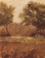 "Traveled Path I by Cheryl Martin - 22"" x 28"" - $17.99"