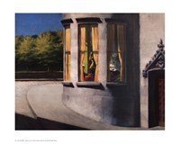 Artwork by Edward Hopper