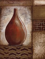"Foreign Treasures II by Susan Osborne - 16"" x 20"""