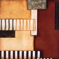 "Sedona II by Susan Osborne - 24"" x 24"""