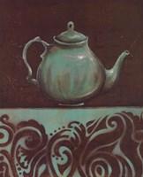 "Tea Fusion I by Susan Osborne - 16"" x 20"""