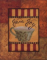 "Java Joy by Pamela Smith-Desgrosellier - 8"" x 10"", FulcrumGallery.com brand"