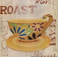 Morning Coffee II Framed Print