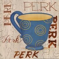 Morning Coffee III Fine Art Print