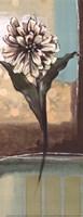 """Floral Splendor II - petite by Selina Werbelow - 4"""" x 10"""""""