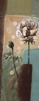 "Floral Splendor IV by Selina Werbelow - 8"" x 20"""