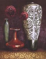 "Persian Gardens IV by Selina Werbelow - 16"" x 20"""