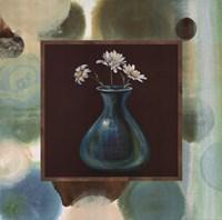 """Daisies II by Selina Werbelow - 20"""" x 20"""""""