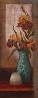 "Spiced Jewels II - mini by Linda Wacaster - 8"" x 20"", FulcrumGallery.com brand"