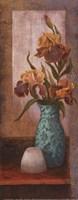 "Spiced Jewels II - petite by Linda Wacaster - 4"" x 10"", FulcrumGallery.com brand"