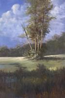 """Azure Sky II by Linda Wacaster - 24"""" x 36"""" - $22.99"""