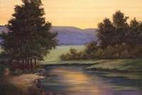 Emerald Meadow I Fine Art Print