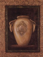 """Ancient Pottery I by Linda Wacaster - 16"""" x 20"""""""
