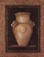 """Ancient Pottery II by Linda Wacaster - 16"""" x 20"""""""