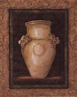 Ancient Pottery II - mini Fine Art Print