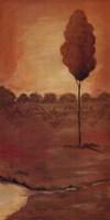 "Nature's Hue II by Jo Moulton - 12"" x 24"""