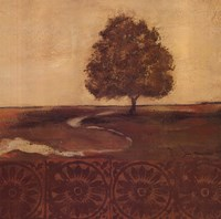 "Autumn Single by Jo Moulton - 12"" x 12"""