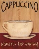 "Cappuccino Yours to Enjoy by Kim Klassen - 8"" x 10"""