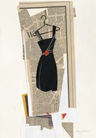 Fashion Pages IV Fine Art Print