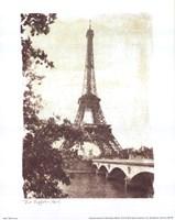 Eiffel Tower 8 x10 Fine Art Print