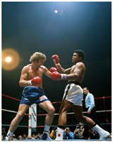 Muhammad Ali vs. Joe Bugner #288 Fine Art Print
