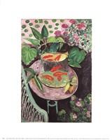 Goldfish, 1912 Fine Art Print