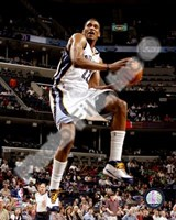 Rudy Gay 2007-08 Action Fine Art Print