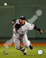 "Melky Cabrera 2008 Fielding Action by Daphne Brissonnet - 8"" x 10"""