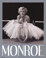 Marilyn Monroe - Ballerina Wall Poster