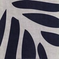 """Shadow Leaf I by Mali Nave - 12"""" x 12"""""""