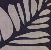 """Shadow Leaf IV by Mali Nave - 12"""" x 12"""""""