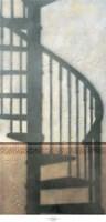 Spiral Staircase Fine Art Print