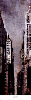 "New York, New York II by Liz Jardine - 12"" x 38"""