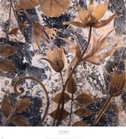 """Underwater Botanicals I by Liz Jardine - 22"""" x 24"""""""
