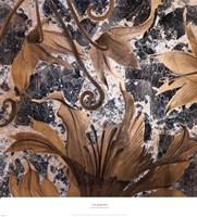 "Underwater Botanicals II by Liz Jardine - 22"" x 24"", FulcrumGallery.com brand"