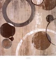 "Orlando Mod Circles I by Liz Jardine - 18"" x 20"""
