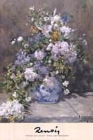 Spring Bouquet, 1866 Fine Art Print