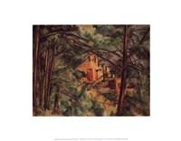 Chateau Noir Fine Art Print