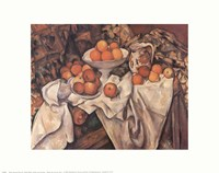 Apples and Oranges, c.1895 Fine Art Print